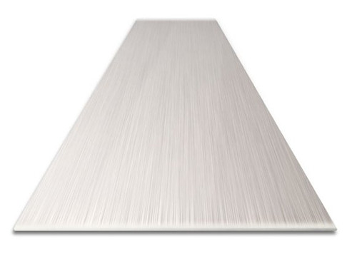 Stainless Steel Wall Base 16 GA, Straight or Cove