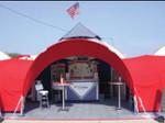 FastDeck Tent Display