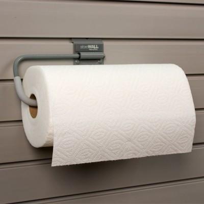 Storewall Slatwall Heavy Duty Paper Towel Holder Hk Pth