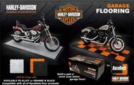 Race Deck Harley Davidson Kit