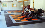 Race Deck Harley Tiles