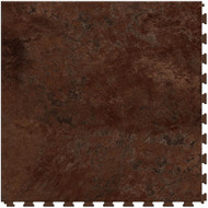 Perfection Floor Tile Natural Stone, Sedona Slate