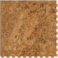 Perfection Floor Tile Wood Grains Cork