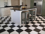 Perfection Floor Tile Home Style Used in Kitchen
