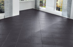 Perfection Floor Tile HomeStyle Slate, flexible interlocking tiles.