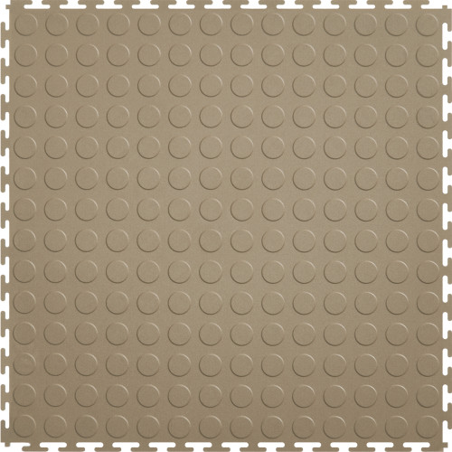 Perfection Floor Tile Coin Pattern 20 5 Quot X 20 5 Quot X 4 5mm