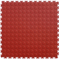 Flexi Tile by Perfection Floor Tile, Coin Terracotta