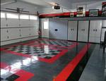 Race Deck TuffShield High Gloss Tiles
