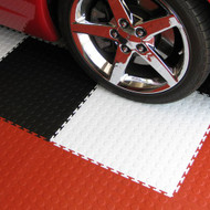 Flexi Tile Coin Pattern, Perfection Floor Tile Coin Pattern