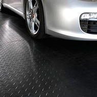 Perfection Floor Tile Diamond Pattern, flexible interlocking tiles