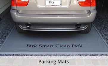 Clean Park Parking Mats