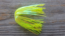 Hot Chartreuse Solid ( Glow )