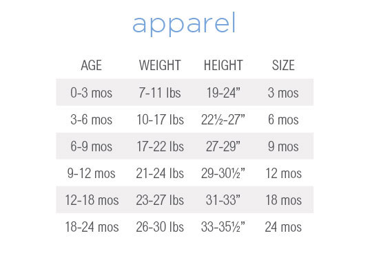 Baby, Infant, Toddler Shoes Sizing Help   Robeez