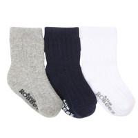Robeez Boys Basics Baby Socks