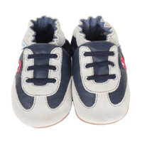 Robeez All Star Rodney Baby Shoes Navy