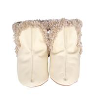 Robeez Classic Baby Boots Cream