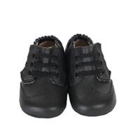 Robeez Dress Man Mini Shoez, Black, Boys, Baby, Infant, Pre-Walker, Toddler, Shoes, 3-24 Months
