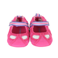 Robeez Wave Catcher Baby Shoes Pink