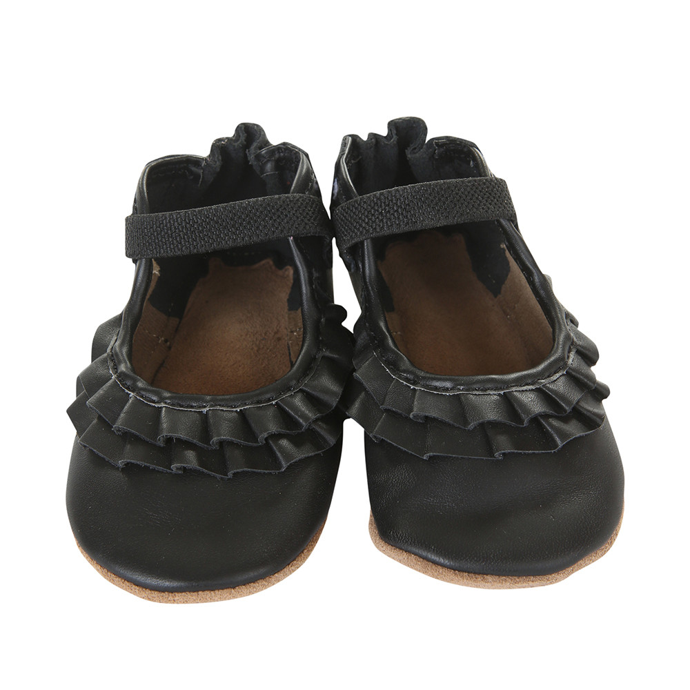 Pandora Soft Soles Baby Shoes Black