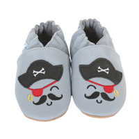 Robeez Pirate Pete Baby Shoes