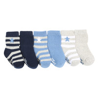 Robeez Rugby Star Baby Socks