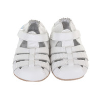Paris Baby Shoes, White