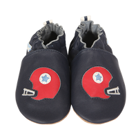 Football Frenzy Baby Shoes