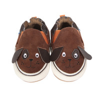 Robeez Puppy Dog Bete Baby Shoes