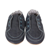 Robeez Stylish Steve Baby Shoes Navy