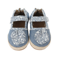 Robeez Jourdan Espadrille Baby Shoes