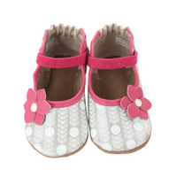 Robeez Becca Mary Jane Baby Shoes