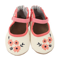 Robeez Emma Mary Jane Baby Shoes
