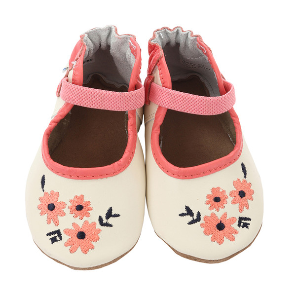 Robeez Emma Mary Jane Baby Shoes