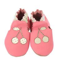 Robeez Cherry Baby Shoes