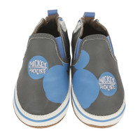 Mickey Mouse soft soles baby shoes