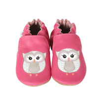 Robeez Owl Playmates Baby Shoes