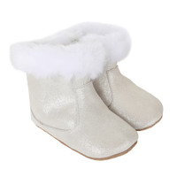 Thea Twinkle Baby Boots, Soft Soles