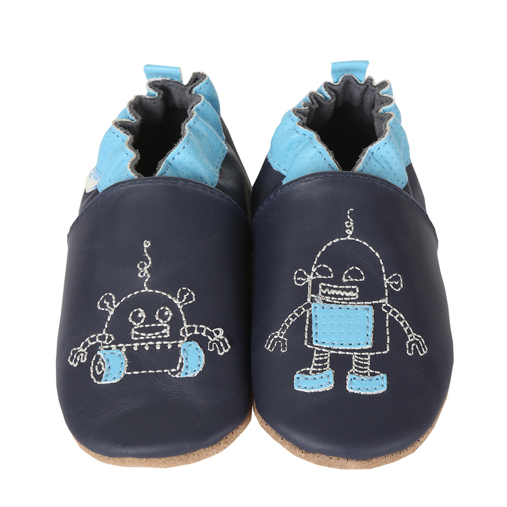 Robotics Baby Shoes