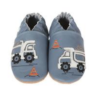 Robeez Little Dump Truck Baby Shoes