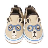 Brainy Bear Baby Shoes