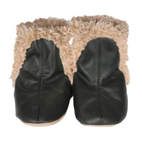 Classic Baby Boots, Black