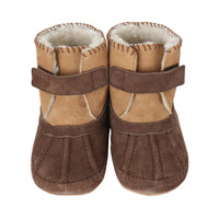 Galway Cozy Baby Boots, Brown