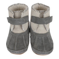 Galway Cozy Baby Boots, Grey