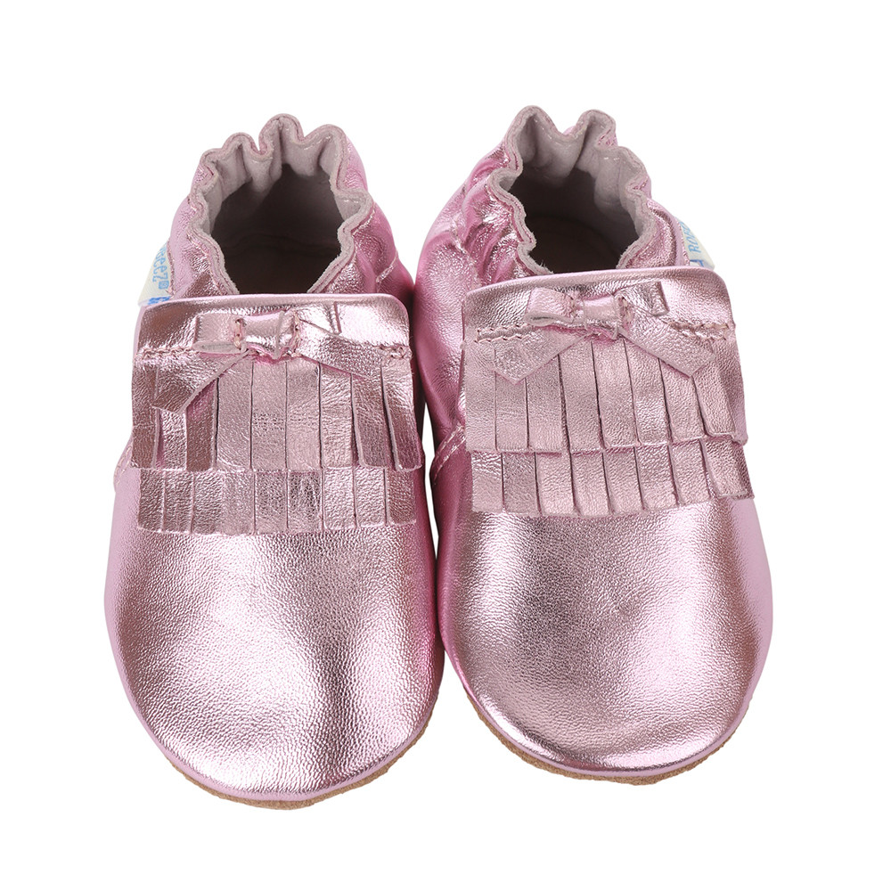 Mackenzie Moccasin Baby Shoes | Robeez