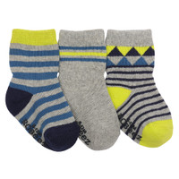 Baby socks in cotton for ages 0 - 2 years
