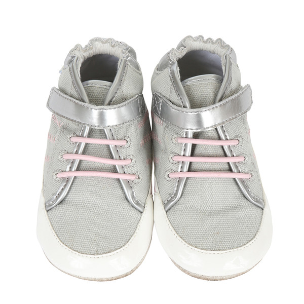 Hadley High Top Baby Shoes