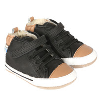 Brandon High Top Baby Shoes, Mini Shoez