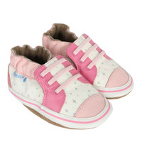 Baby Shoes for boys ages 0 - 24 months.  Baby, Infant, Toddler shoes that look like Dad's athletic shoes.