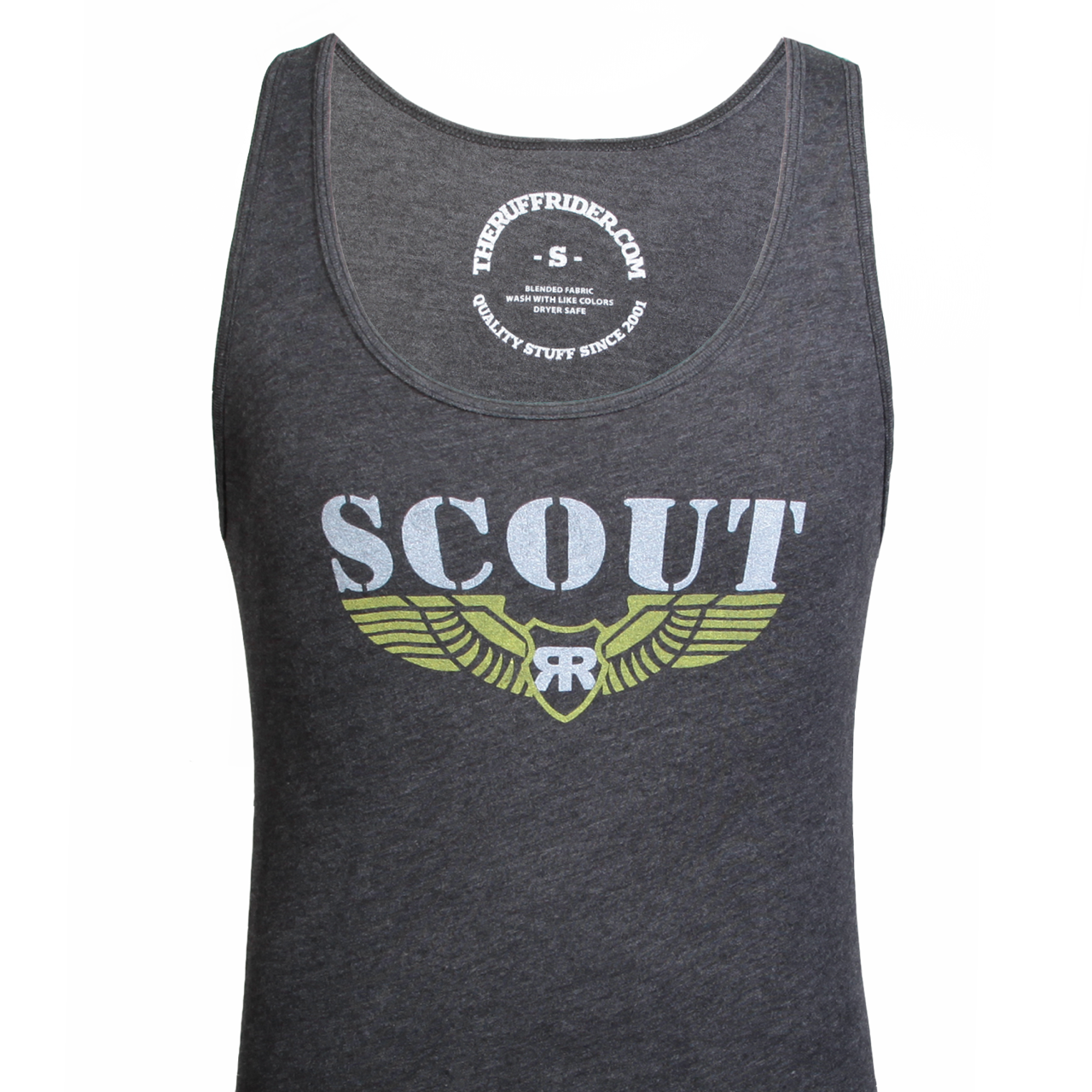The Ruff Riders Scout Tank Top