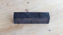 African Blackwood Handle Blank - 195x45x45mm